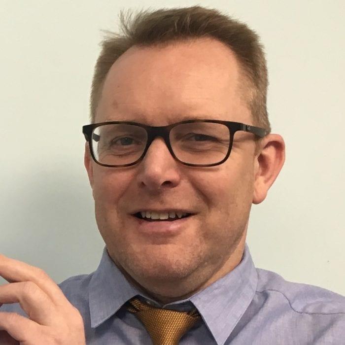 Peter Frankish Head of Risk Management at Yorwaste