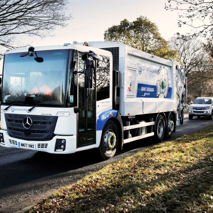Commercial Bin Collection