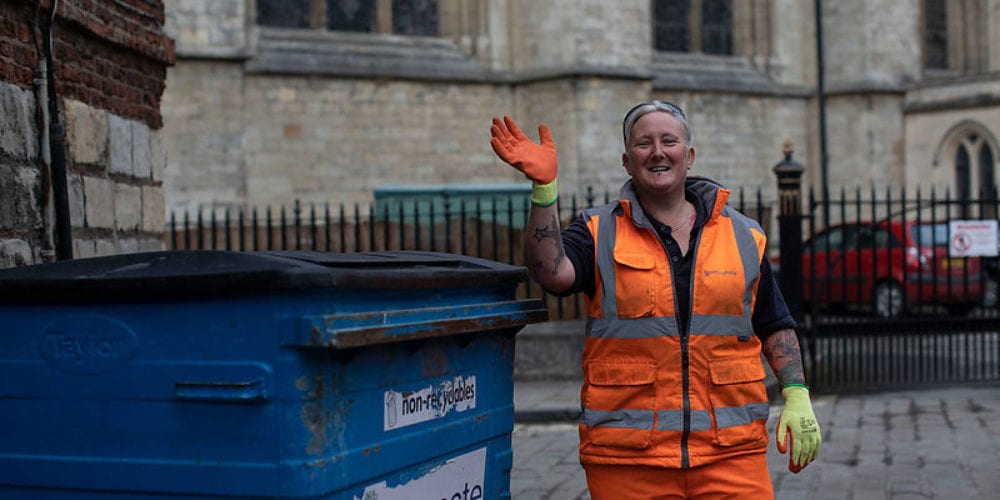 Commercial Waste Collection North Yorkshire