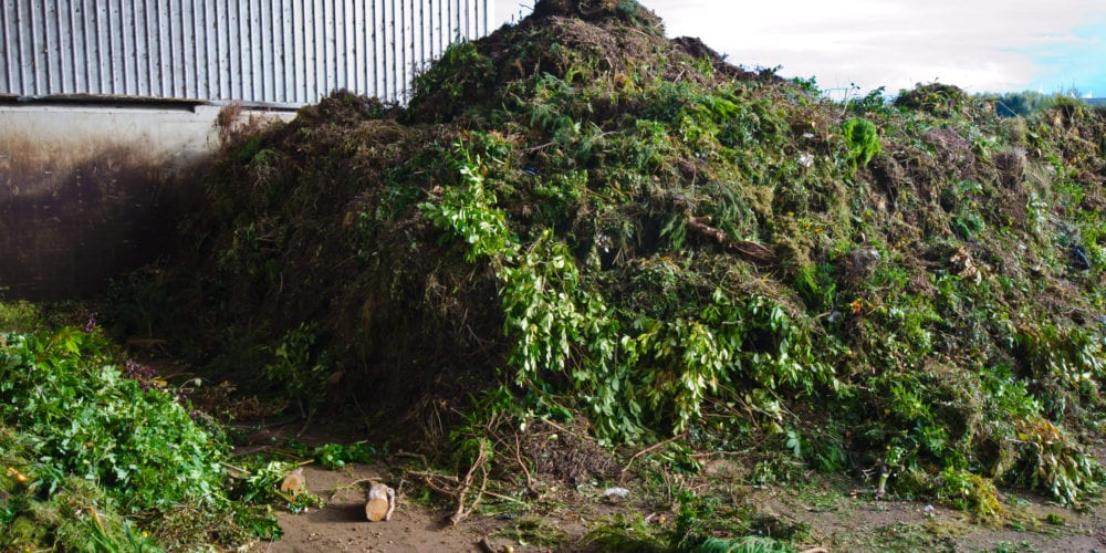 Commercial Green Waste Disposal